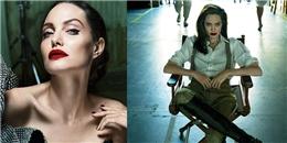 Hậu ly hôn Brad Pitt, Angelina Jolie bị liệt cơ mặt, huyết áp cao