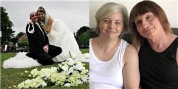Chồng quyết định chuyển giới cùng vợ, trở thành cặp đồng tính nữ hạnh phúc