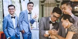 Đám cưới của cặp đồng tính nam Đồng Nai gây xôn xao dân mạng