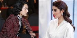 Lý Quí Khánh 'đối đầu' Phạm Hương trong cuộc chiến về thời trang