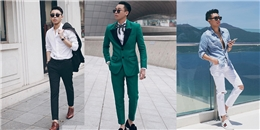Phối đồ nam đẹp miễn chê theo phong cách stylist Hoàng Ku