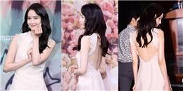 yan.vn - tin sao, ngôi sao - Khoe lưng trần gợi cảm, Yoona bị trêu vì có tới