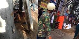 Biên Hoà: Thi thể nam giới trên vỉa hè với nhiều vết thương