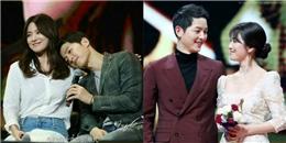 yan.vn - tin sao, ngôi sao - Song Joong Ki, fan nam may mắn nhất thế giới khi chiếm trọn trái tim thần tượng