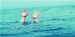Thương tâm hai cháu bé tử vong do tắm sông
