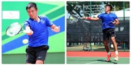 Tay vợt trẻ Lý Hoàng Nam vươn lên vị trí số 1 Đông Nam Á