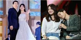 Sốc: Song Joong Ki, Song Hye Kyo sẽ kết hôn vào tháng 10 tới