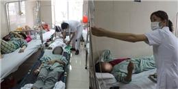 Hà Nội: Bệnh nhân mắc sốt xuất huyết gia tăng ở khu vực Cầu Giấy
