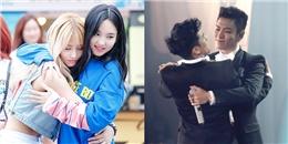 yan.vn - tin sao, ngôi sao - Ấm lòng những khoảng khắc thần tượng Kpop giúp nhau khỏi tai nạn sân khấu