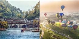 Dù kinh phí eo hẹp, bạn vẫn thừa sức vi vu 4 địa điểm siêu đẹp này