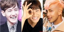 """Những nam thần tượng Kpop """"mắt hí"""" vẫn khiến fan mê như điếu đổ"""