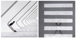 Các kiểu phối hợp với đường phố để có được bộ ảnh siêu 'lầy lội'