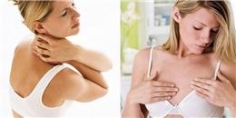 Những tác hại không thể xem thường từ việc mặc áo ngực sai kích cỡ