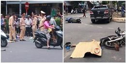 Đà Nẵng: Xe 'điên' tông liên hoàn khiến 3 người thương vong