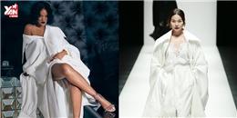 Không thể tin, Rihanna mua một lúc 3 bộ váy của NTK Công Trí