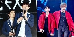 """Những nam Idol đại diện cho câu """"lùn không có lỗi, lỗi ở đứa đứng cạnh quá cao"""""""
