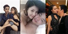 Những 'trò lố' khiến khán giả 'tức mắt' của các cặp đôi sao Việt