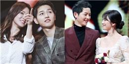yan.vn - tin sao, ngôi sao - Song Hye Kyo bật khóc khi nhận được lời cầu hôn của Song Joong Ki