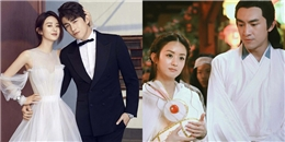 yan.vn - tin sao, ngôi sao - Không chỉ trong phim, Sở Kiều - Vũ Văn Nguyệt còn xứng đôi ở đời thực