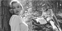 Loạt ảnh cũ quý hiếm chứng tỏ Marilyn Monroe đúng là nóng bỏng và đẹp xuất sắc