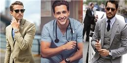 Mãn nhãn ngắm 7 mỹ nam đẹp trai ngời ngời trên Instagram