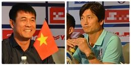 Hàn Quốc dè dặt, Việt Nam thể hiện tự tin ở vòng loại U23 châu Á 2018