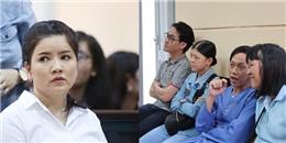 yan.vn - tin sao, ngôi sao - Dàn nghệ sĩ đến ủng hộ Ngọc Trinh Mùi ngò gai tại phiên tòa tiếp theo