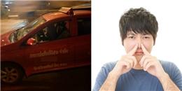 Thái Lan: Cô gái bị tài xế taxi đuổi xuống xe vì... hôi miệng
