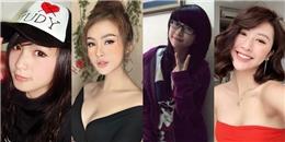 Những hot girl Việt đã thay đổi theo thời gian như thế nào?