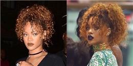 'Thổi tung' hè này bằng mái tóc xoăn cá tính như Rihanna chỉ với một chiếc đũa