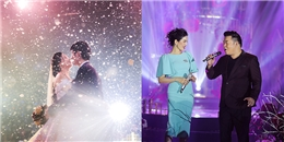 Xôn xao siêu đám cưới chục tỷ với quang cảnh đẹp như cổ tích ở Hà Nội