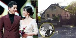 yan.vn - tin sao, ngôi sao - Chuẩn bị cưới vợ, Song Joong Ki tậu ngay biệt thự cạnh nhà Kim Tae Hee