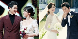 Những cặp đôi Hàn đẹp như mơ yêu nhau từ phim, viên mãn giữa đời thực
