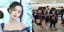 yan.vn - tin sao, ngôi sao - Sướng gì bằng Angela Baby, ra sân bay cũng được mẹ chồng hộ tống