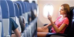 Không phải ai cũng biết những nguyên tắc này khi ngồi trên máy bay