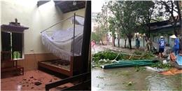 Rạng sáng nay, bão số 2 tiến thẳng vào Nghệ An - Hà Tĩnh
