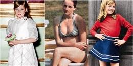 Hàng loạt bức ảnh cực hiếm của công nương Diana xinh đẹp vừa được công bố