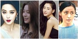 Mỹ nhân Hoa ngữ can đảm để mặt mộc trên phim: Ai xinh đẹp hoàn hảo?