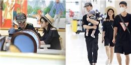 'Ghen phát hờn' với hình ảnh gia đình hạnh phúc của Trần Hiểu và Trần Nghiên Hy