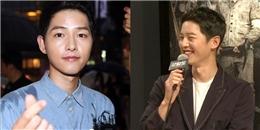 yan.vn - tin sao, ngôi sao - Song Joong Ki xuất hiện sau tin kết hôn,
