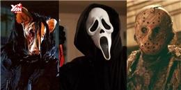 Những chiếc mặt nạ tạo nên nổi sợ hãi khủng khiếp cho khán giả màn ảnh