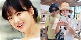 yan.vn - tin sao, ngôi sao - Song Hye Kyo xuất hiện xinh đẹp trẻ trung sau khi công bố kết hôn