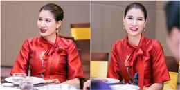 yan.vn - tin sao, ngôi sao - Trang Trần diện áo dài nữ tính, duyên dáng đi sự kiện