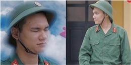 Khắc Việt ngủ gật trong giờ huấn luyện, run đến quên lời hát bài hát