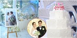 yan.vn - tin sao, ngôi sao - Không gian tiệc cưới siêu dễ thương của Huy Nam và bà xã hot girl