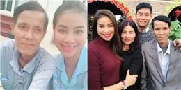 yan.vn - tin sao, ngôi sao - Những khoảnh khắc ngọt ngào, ấm áp của Hoa hậu Phạm Hương bên bố