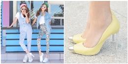 5 loại giày cao gót vừa đẹp, vừa dễ mang mà con gái không thể thiếu