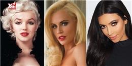 7 sao nữ siêu nổi tiếng trên thế giới đã từng làm người mẫu Play Boy