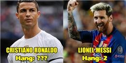 BXH 10 cầu thủ vĩ đại ảnh hưởng nhất lịch sử bóng đá: Thua Messi, CR7 nghĩ gì?