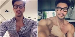 'Đổ gục' trước vẻ đẹp trai và body 6 múi của nhiếp ảnh gia U50